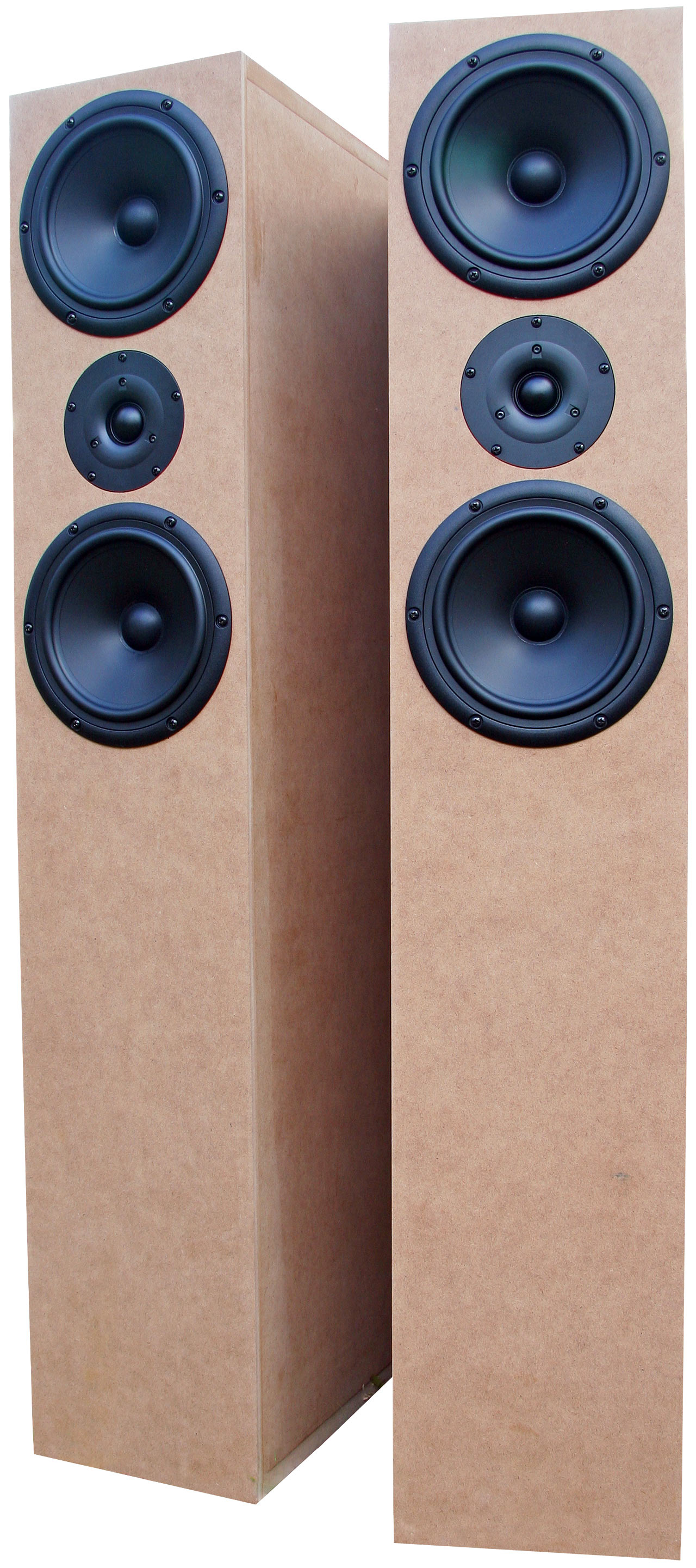 Home Tower Speaker Design