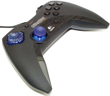 logitech wingman gamepad