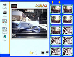 DualPix software
