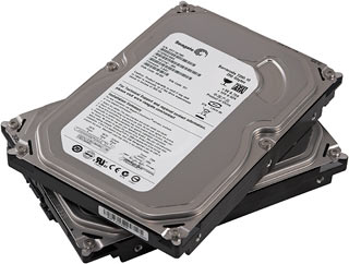 Slimline Seagate drives