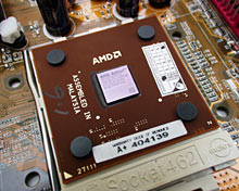 Athlon XP 1600+ CPU
