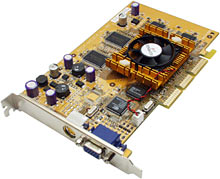 Prolink GeForce2 Titanium card