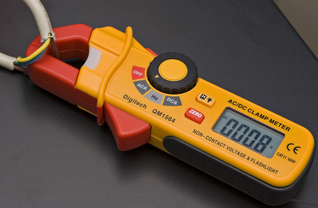 Clamp Meter How Much : Thanks to some lightning i bought a new pc
