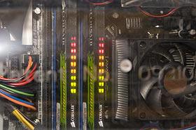RAM running