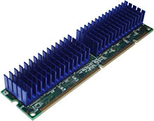 Heat sinks on RAM