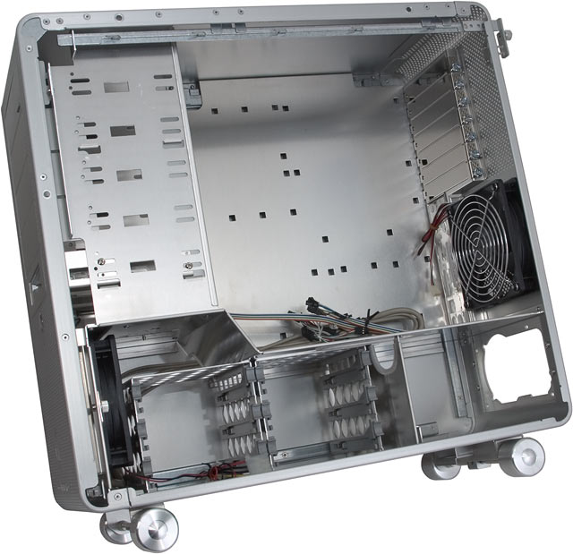 Lian li pc v1000 computer case