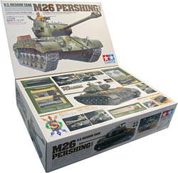 Pershing kit box