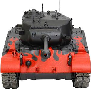 Tamiya Pershing tank