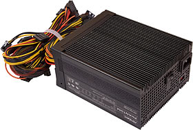 Antec Phantom 500 PSU