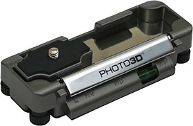 Photo3-D adapter