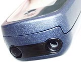 Connector and IR port