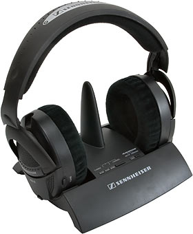 Sennheiser RS 65 headphones