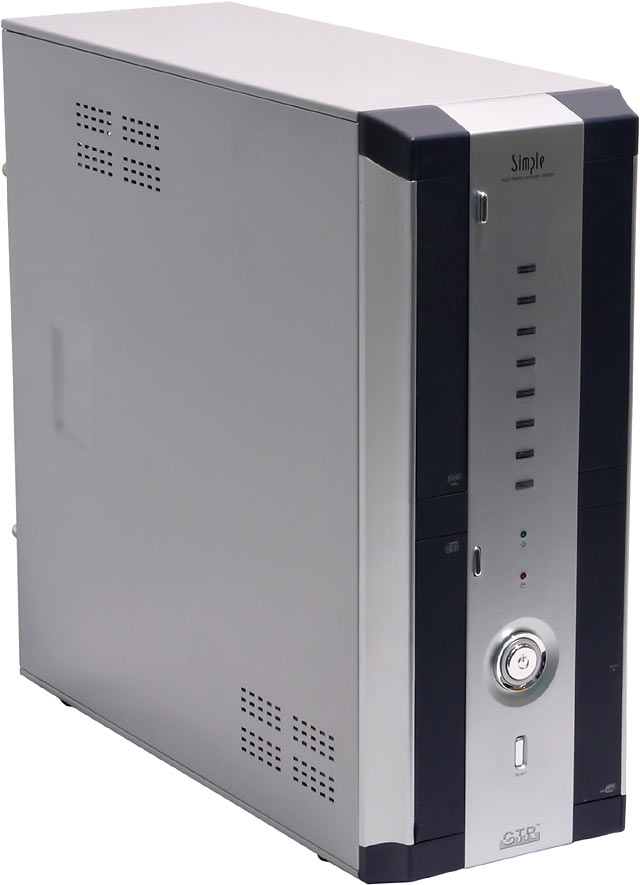 Review: GTR Simple 103 microATX case