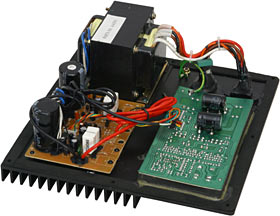 Amp module component side