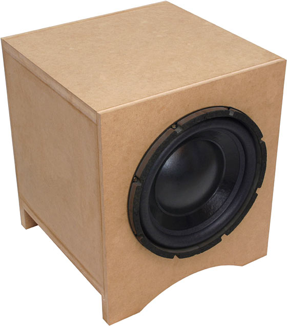 Review the loud speaker kit s250 subwoofer kit for Costruire box subwoofer
