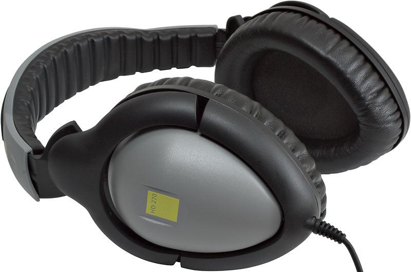 Review: Sennheiser HD 212 Pro and HD 270 headphones