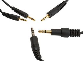 Sennheiser cable plugs