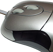 Mouse button detail