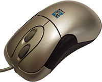 Optical GreatEYE 4D mouse