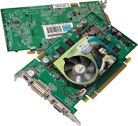 GeForce 6600 GT cards