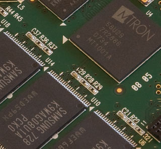 Mtron SSD chips