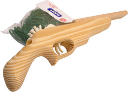 Surefire rubber band gun