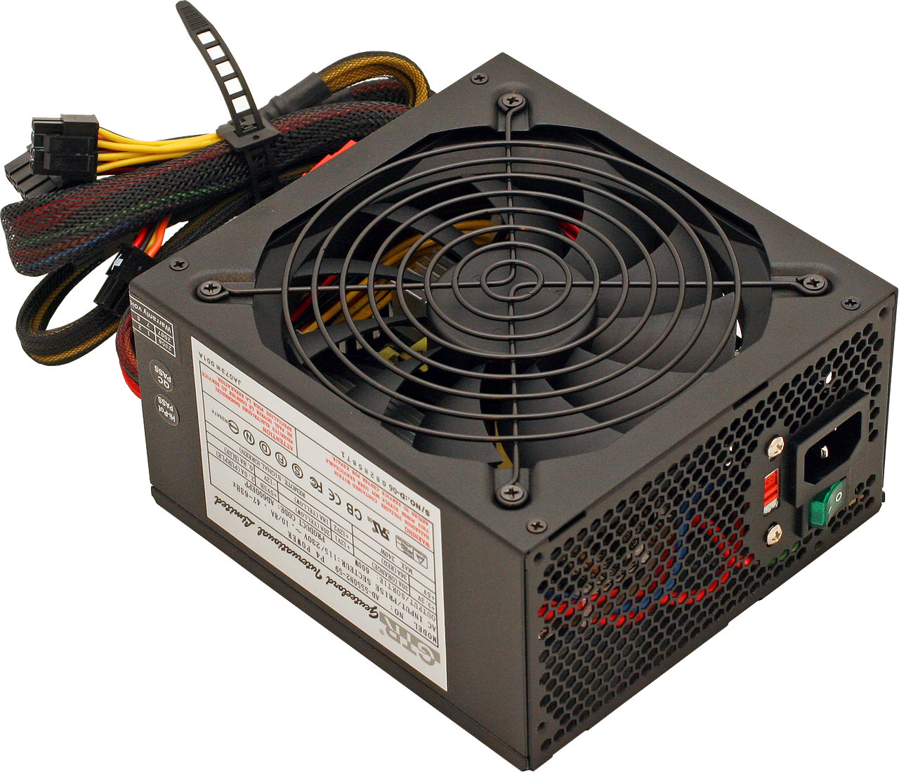 power supply Power supplies are a frequently misunderstood—and overlooked—pc component many users choose a power supply based on total wattage alone, assuming that higher is always synonymous with better .