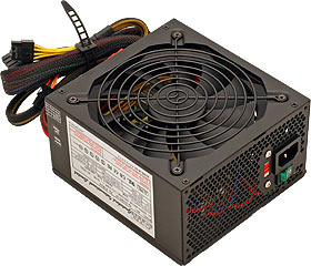 GTR 600w Power supply