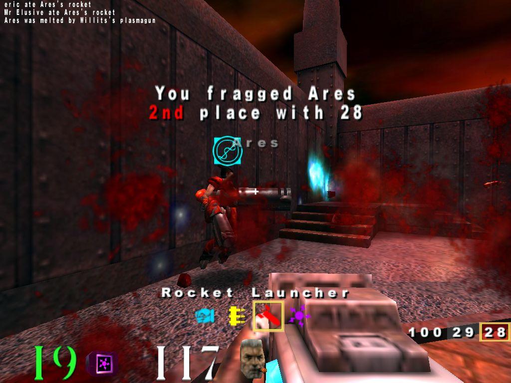 Quake 3: Arena [Full][1 link] Q3adt