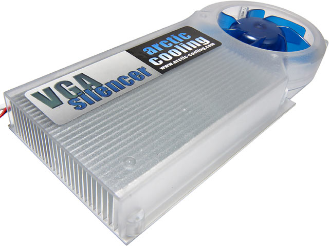 Review: Arctic Cooling VGA Silencer