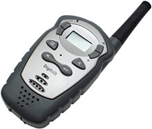 Digitalk UHF CB handheld