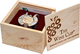 Wine Clip box